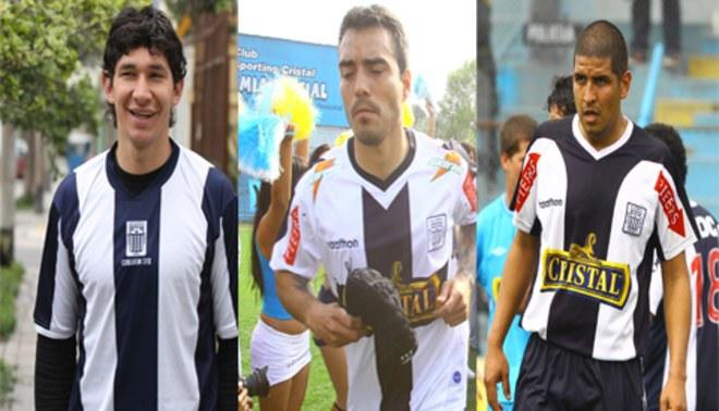 Fleitas, Ovelar y González se quedan en Alianza todo el 2011