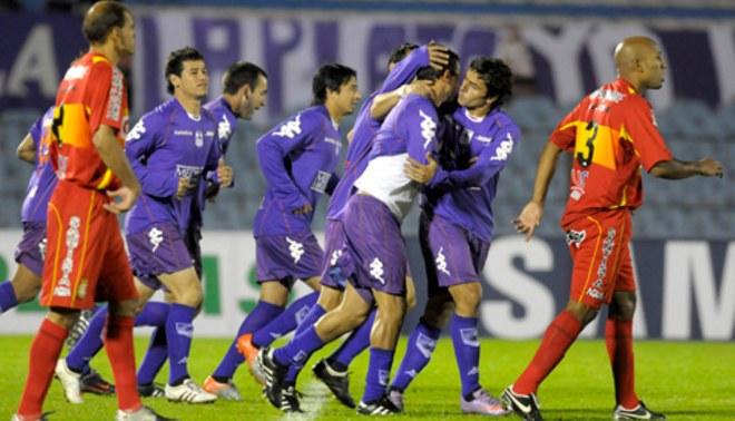 El 9-0 a Huancayo fue la peor goleada de un equipo peruano internacionalmente