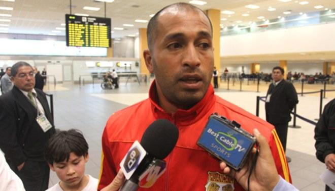 """Marco Flores, arquero del Huancayo: """"No podía soportar los goles. Me siento una m…"""""""