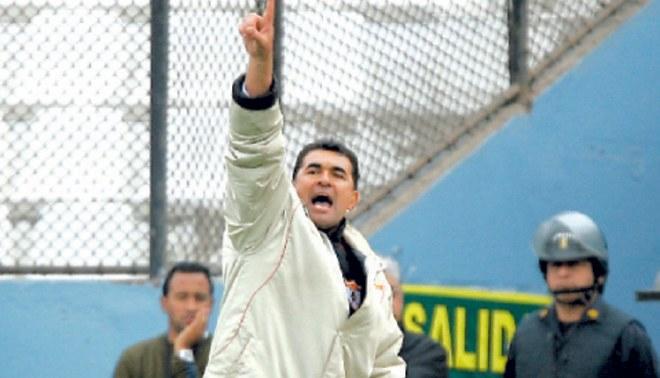 """DT del Sport Huancayo: """"Me quieren matar"""""""