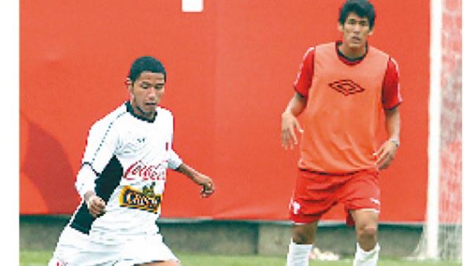 Manco y Advíncula reventaron a Sub-20