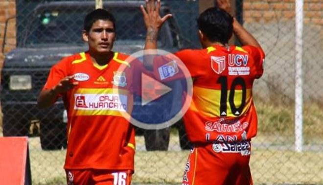 ¡Abusivos!: Sport Huancayo goleó 5-0 a Alianza Atlético