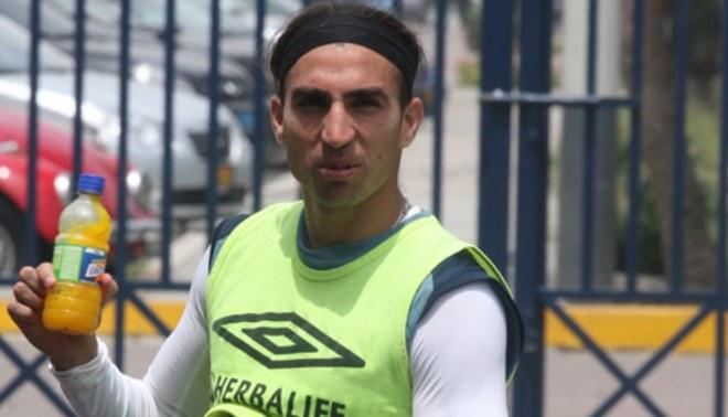 """Pablo Vitti: """"No me preocupa ganarle a Alianza, yo quiero jugar la final"""""""