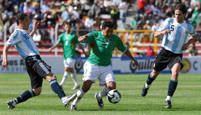 Ni medio: Sudamerica conservará 4,5 cupos para Brasil 2014