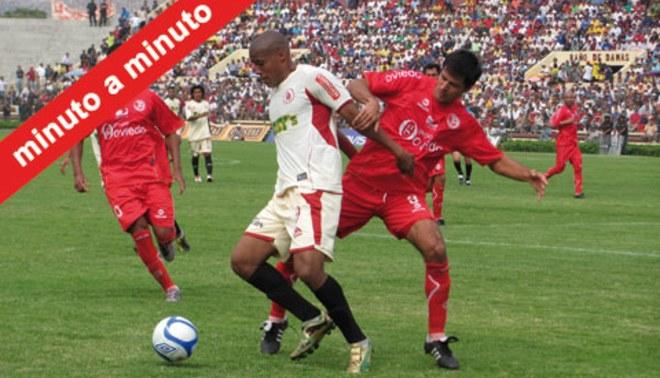 Minuto a Minuto: Juan Aurich 1-0 León de Huánuco