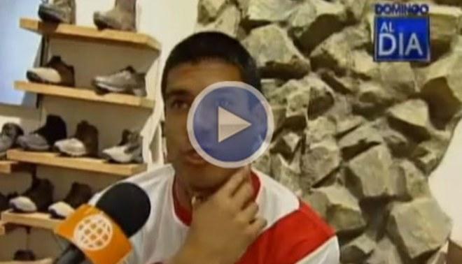 """Erick Delgado: """"Soñé por mucho tiempo con regresar a la selección"""""""
