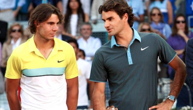 Gran duelo: Federer y Nadal disputarán la final de Londres