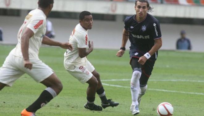 """PabloVitti firmó por dos años por la """"U"""" y ganará US$ 18 mil al mes"""