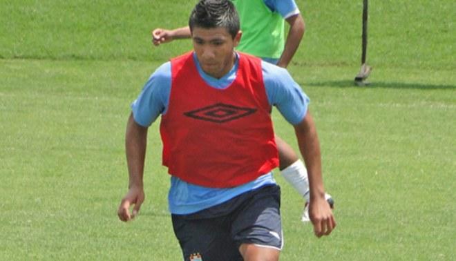"""Tarek Carranza: """"Sería un milagro llegar al Sudamericano"""""""