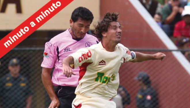 Minuto a Minuto: Sport Boys 3-1 León de Huánuco