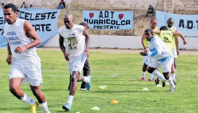 ADT listo para jugar semifinal de Copa Perú