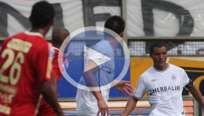 """Hinostroza: """"Ahora la idea es hacer una buena Libertadores"""""""