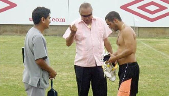 Marko Ciurlizza tiene la aprobación del comando técnico para que firme por el Boys