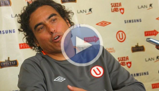 """""""Chemo"""" del Solar: """"Morel marcará la diferencia en el fútbol peruano"""""""