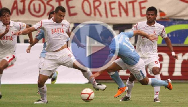 """No pudo: Cristal cayó 2-0 con América de Cali en la """"Copa Crema"""""""