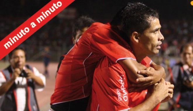 Minuto a Minuto: Juan Aurich 3-2 Unión Comercio
