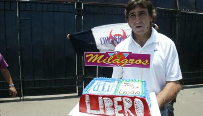 Alianza Lima: Plantel y directiva agasajó a Gustavo Costas por su cumpleaños