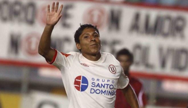 Raúl Ruidíaz será la carta de gol de Universitario frente a León de Huánuco