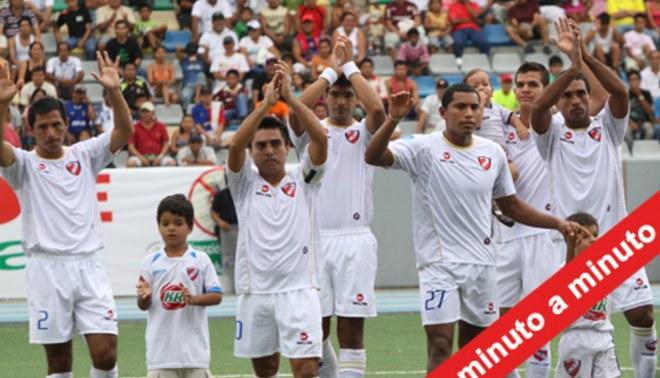Minuto a Minuto: CNI 3-1 San Martín