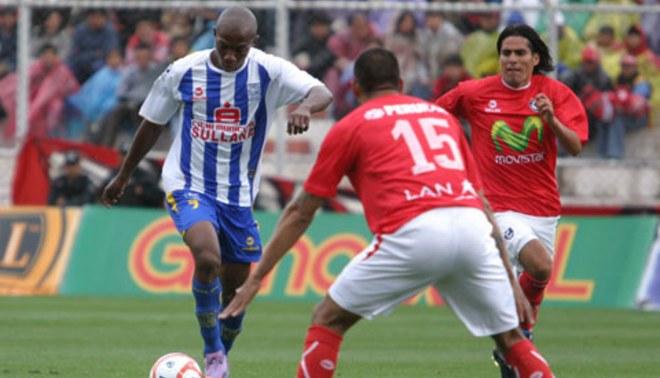 Los últimos cuatro partidos entre Cienciano contra Sullana