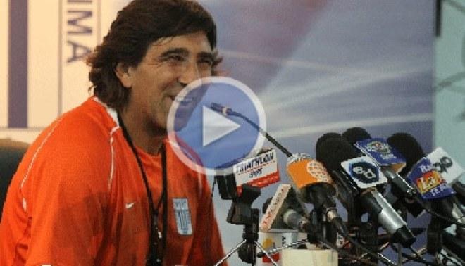Gustavo Costas: Faltó un poco de comunicación entre los jugadores y los dirigentes