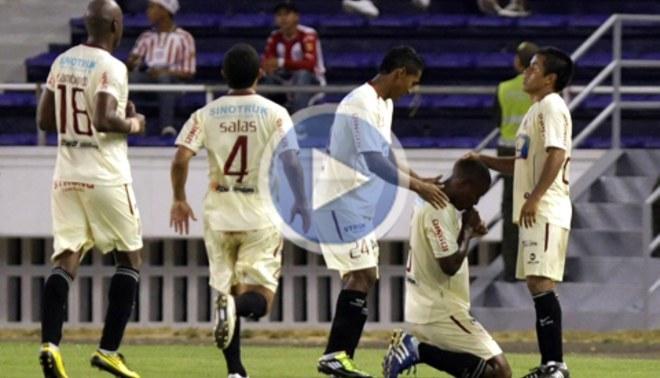 Rugió: León de Huánuco derrotó 1-0 al Boys en Huánuco