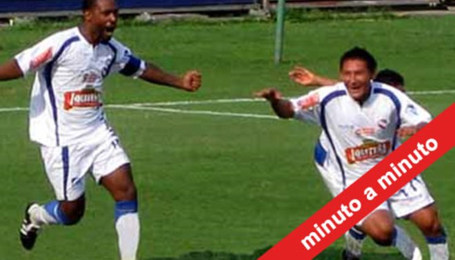 Minuto a Minuto: CNI 2-0 Alianza Atlético