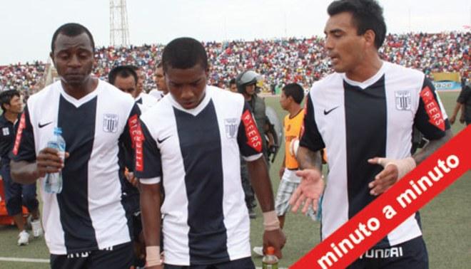 Minuto a Minuto: Alianza Lima 2-1 León de Huánuco