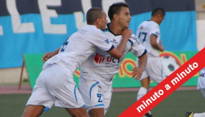 Minuto a minuto: César Vallejo 1-1 Unión Comercio