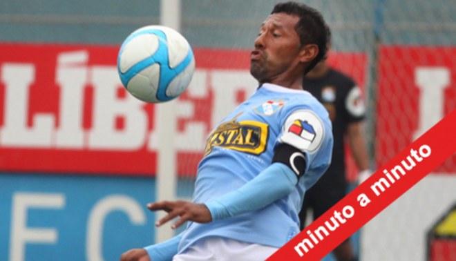 Minuto a Minuto: San Martín 1-1 Sporting Cristal
