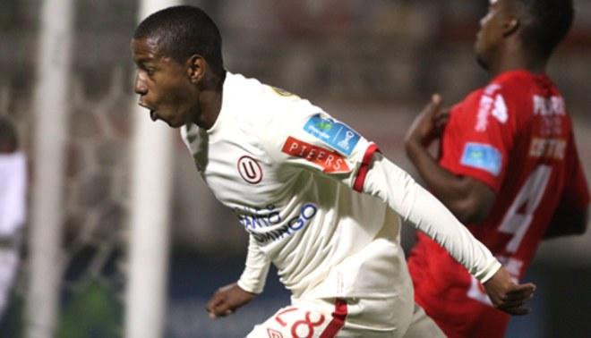 Lo quieren: Sevilla y Valencia observan a juvenil Andy Polo