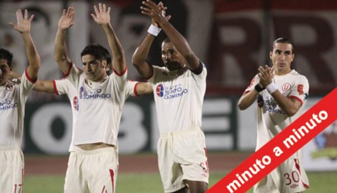 Minuto a Minuto: Universitario 3-0 Unión Comercio