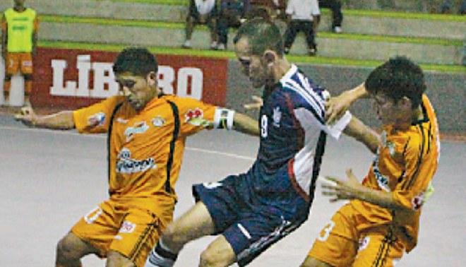 Futsal está que arde