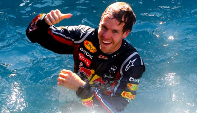 Sebastián Vettel arrasó en el Gran Premio de Mónaco