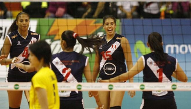 Las mejores: Perú campeonó en la III Copa Latina