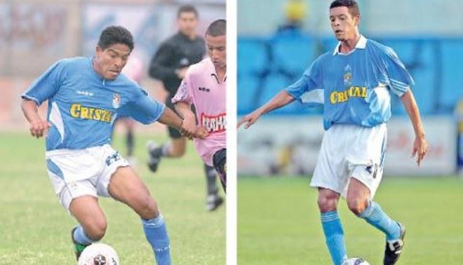 Cristal negocia retorno de Carlos Zegarra y Amilton Prado