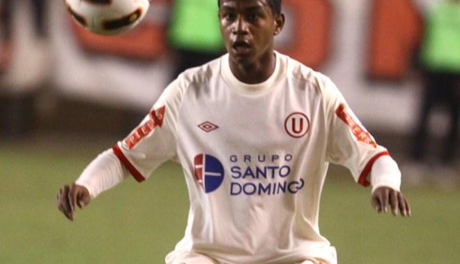 Andy Polo: Quiero llegar a jugar la Sudamericana y ganarla