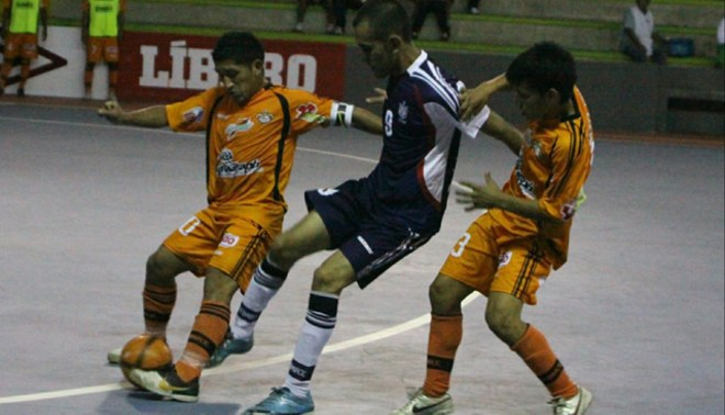 Tigregraph puntea Torneo Apertura de la División Mayor de Futsal