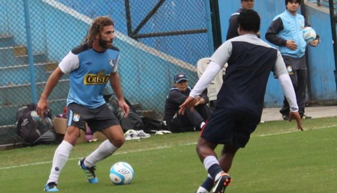 Sporting Cristal cayó 1-0 en amistoso ante San Martín