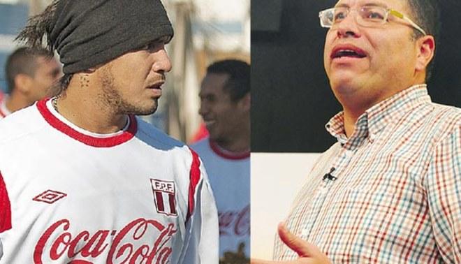 Phillip Butters retó a pelear en un ring a Juan Manuel Vargas