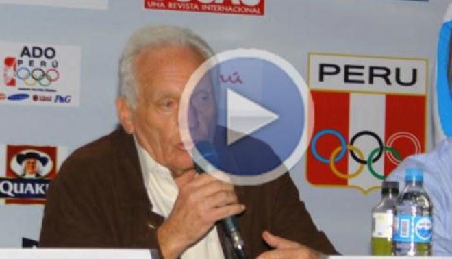 Woodman señaló que es posible entregarle los laureles deportivos a Deysi Cori