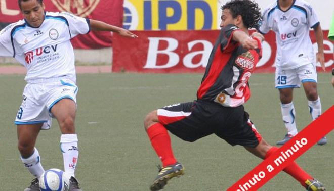 Minuto a Minuto: Melgar 3-0 César Vallejo