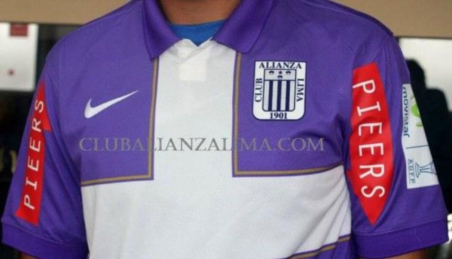 Fotos: Conoce la nueva camiseta blanquimorada de Alianza Lima