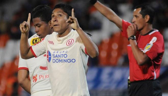 Raúl Ruidíaz: El gol se lo dediqué a mi papá y a toda la hinchada