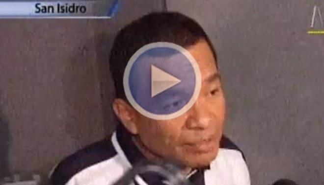 Julio Pacheco: Hemos pedido que no se usen los palcos hasta que se aclare todo