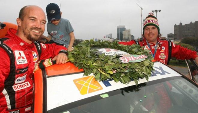 Caminos del Inca: Raúl Orlandini se coronó bicampeón