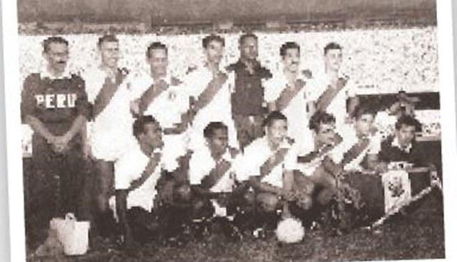 Hace 58 años Perú le ganó 1-0 a Brasil en el Estadio Nacional