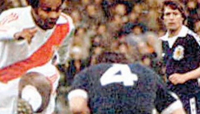 Lo que tu viejo no te contó: 1977, Calderón guapeó en Chile y empatamos 1 - 1