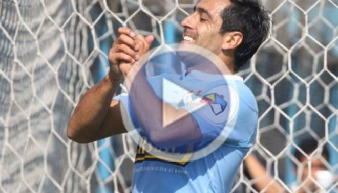 Ganó con susto: Cristal venció 2-1 a la Cesar Vallejo