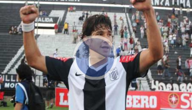 Roberto Ovelar: Sueño con la posibilidad de llegar a la selección paraguaya